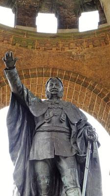 Wilhelm I, König von Preußen und Deutscher Kaiser.