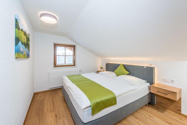 Apartment Kristall Schlafzimmer