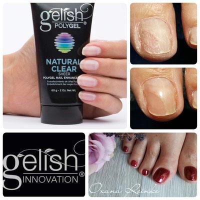Sommer ist gerettet ✌ 🤗 #Gelish #Trendy #Style  #nailsalon #beauty #nailpolish #гельлак #pediküre #feet  #naildesign #nail_manicure  #instanails  #Lippstadt #salonnails #perfectnails #loveyourtime #instanails #protetika #morgantaylornaillacquer