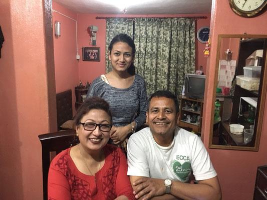 Yogi und seine Familie