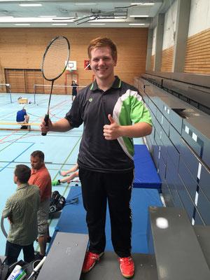 Höllentalmeisterschaft Freiburg 2015 Matthias Kroll