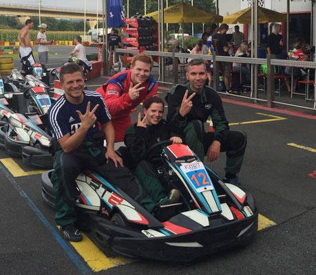 Teambild GSV Bremen/GSV Freiburg und GSV Bremen Mixed
