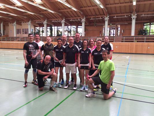 VfL Vereinsturnier 2015 Gruppenbild