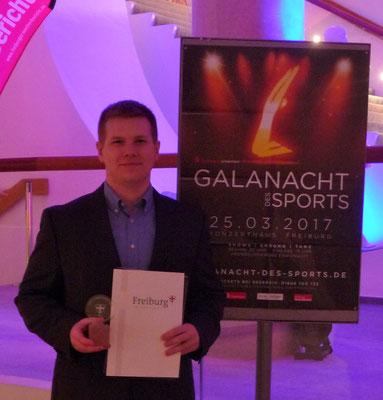 Galanacht des Sports Freiburg Sportlerehrung 2016