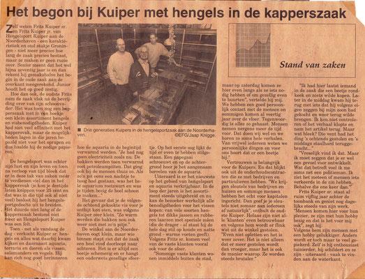 7 december 1994 Nieuwsblad van het Noorden