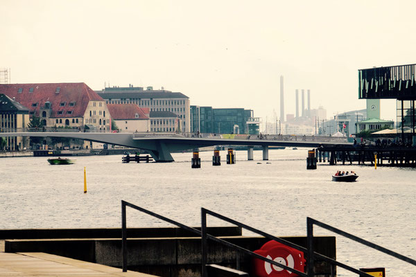 Kopenhagen, Radfahrerbrücke