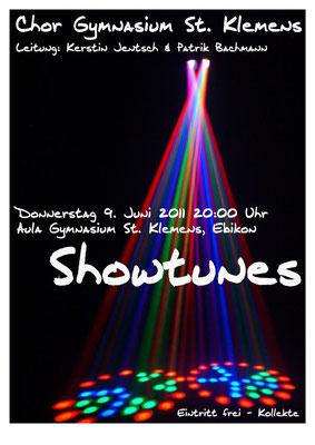 2011 Showtunes