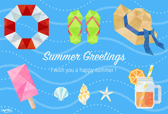 Summer Greetings 2018