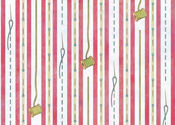 Sewing stripe