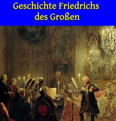 Bücher - Die Friedrich-Biografie in modernem Layout