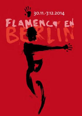 Flamenco en Berlin Festival Dez. 2014