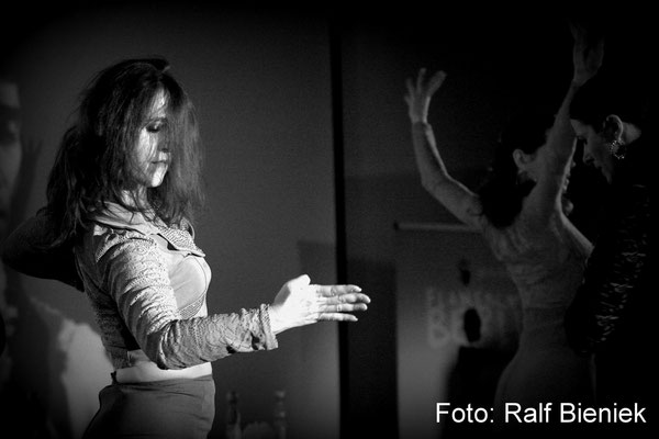 Flamenco en Berlin Festival Dez. 2014 / Instituto Cervantes