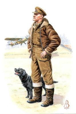 Army Air Corps.  Commissioned by the Regiment