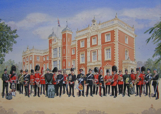 150th Anniversary, Kneller Hall - commissioned by the Royal Military School of Music