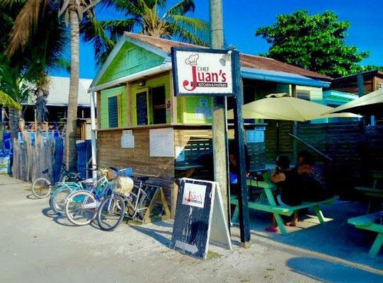 Chef Juan's