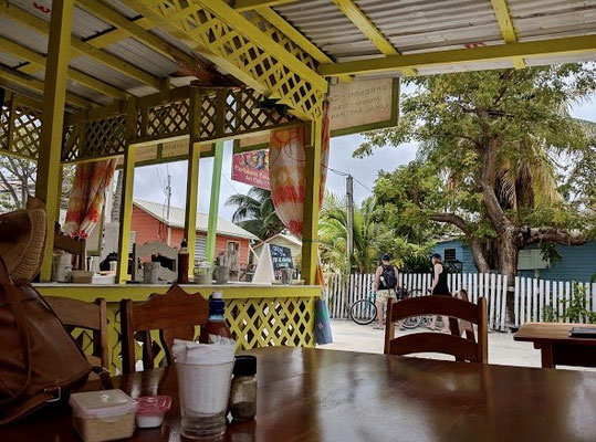 Caribbean Colors Art Café
