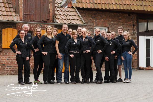 Das super Team vom Infoabend :)