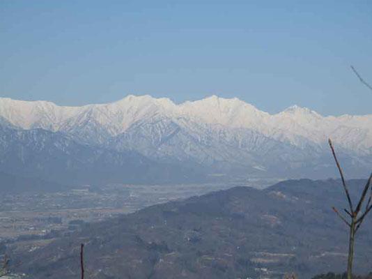爺ヶ岳から鹿島槍、五竜岳 最高の眺め!