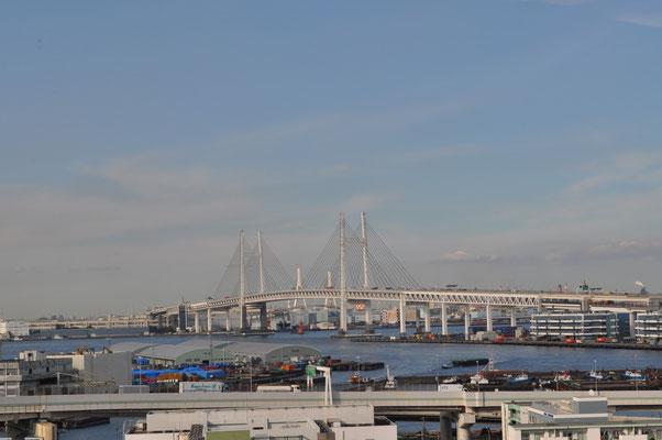 本来の港の機能そのままに活性化していってほしい眺めです