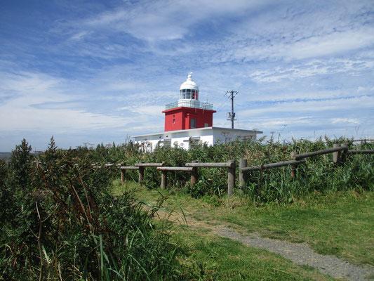 赤い湯沸灯台