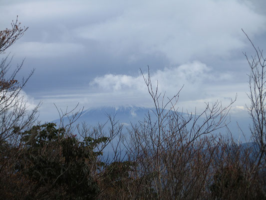 富士山・・・