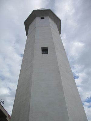 立ち寄った野島埼灯台