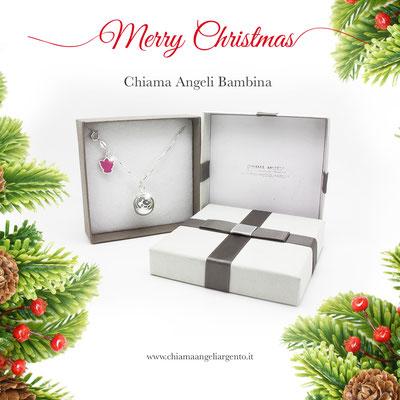 Promo Chiama Angeli Bambina Natale