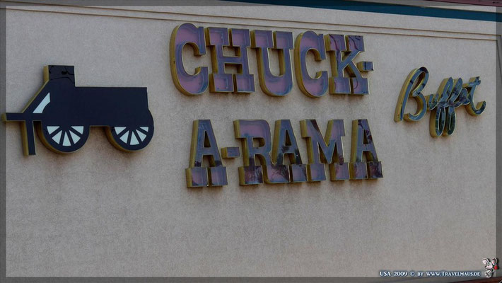 Chuck-A-Rama Buffet in St.George