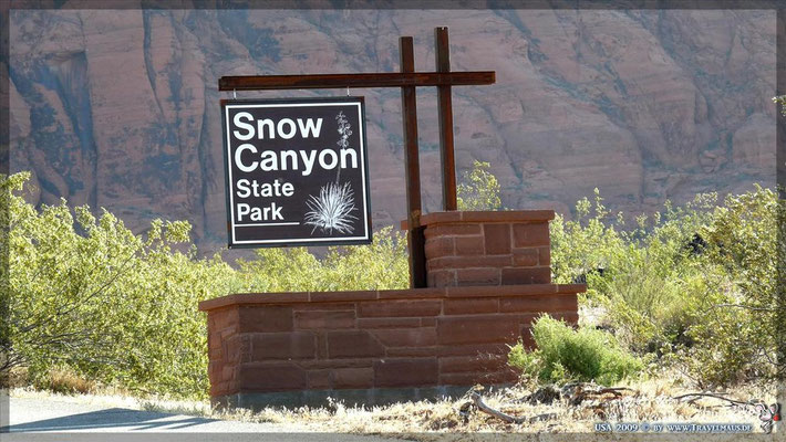 Snow Canyon-State Park ca. N37°10´´46.8´´ W113°38´40.9´´