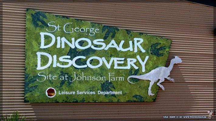 Museum in St.George (6 $ Eintritt)