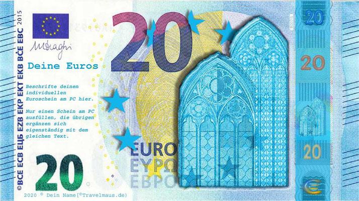Geldscheine Drucken