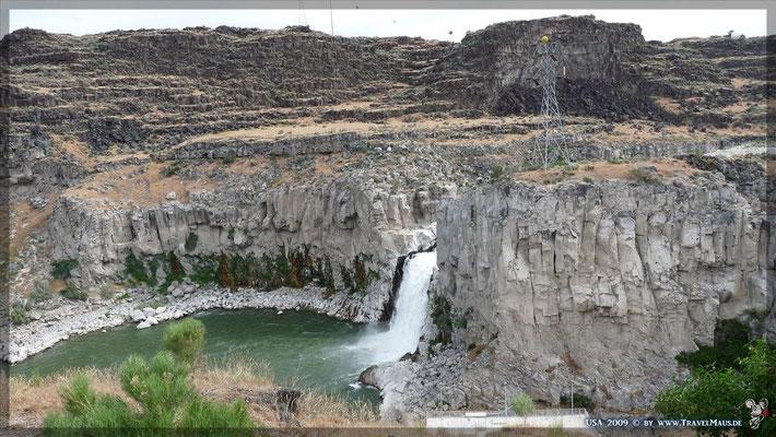 """""""Twin Falls"""" in Twin Falls"""