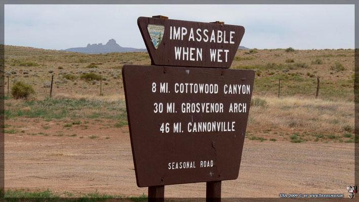 Cottonwood Canyon N 37° 06´36.5´´ W 111° 50´54.9´´