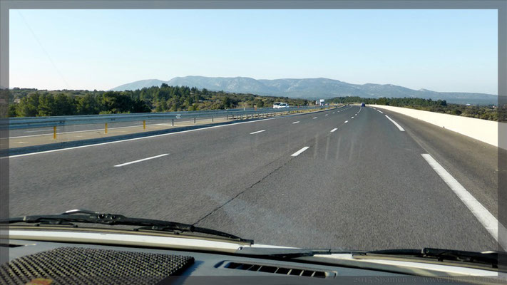auf der kostenpflichtigen Autobahn