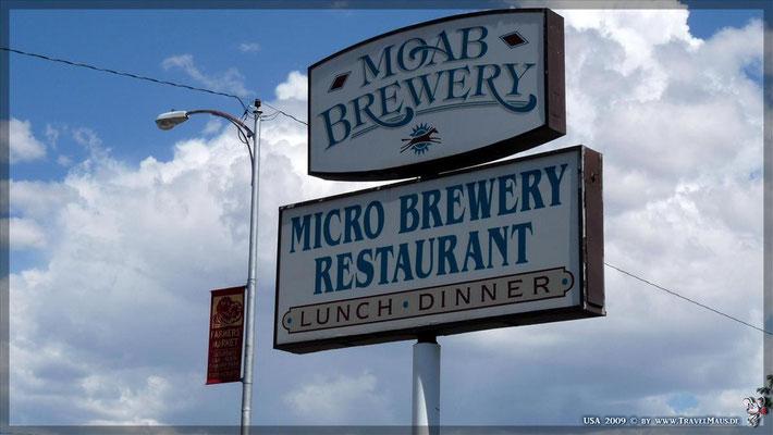 Micro Brauerei in Moab