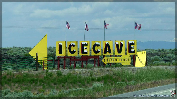 Ice-cave (7,50$/Person)