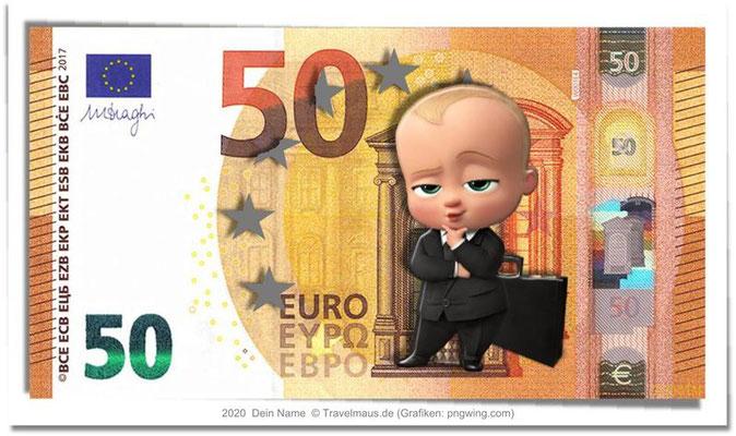Euro schein zum ausdrucken