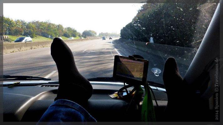entspanntes fahren!