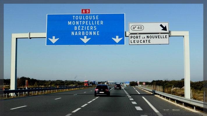 Nix wie nach Narbonne
