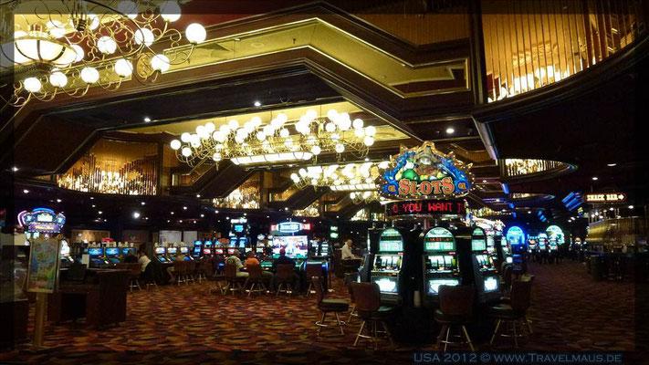 Casino Goldstrike in Jean