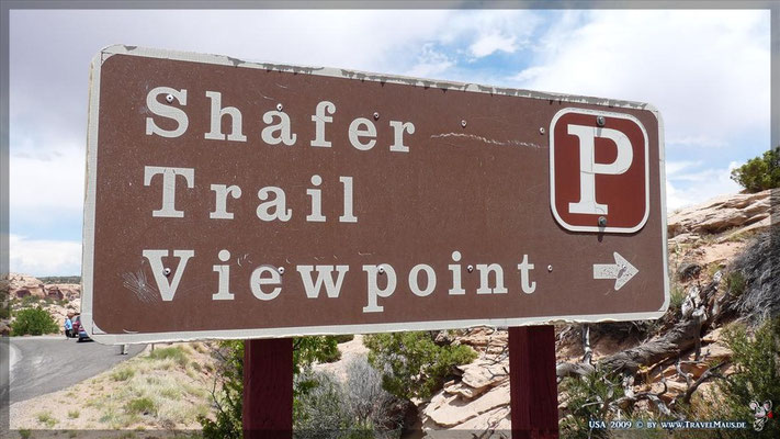Shafer Trail (4WD)