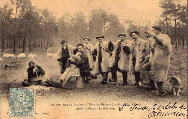 "BOHA! 17 (BDG) : Carte Postale Bernede NB  ""l'Omelette de Pâques"""