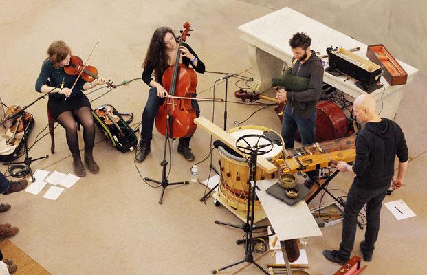 Aronde en Concert Cognet, Nioulou, Baudoin, Colautti