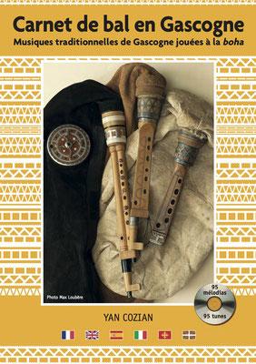 • Carnet de bal en Gascogne Yan Cozian Recueil de 95 partitions + CD à la boha