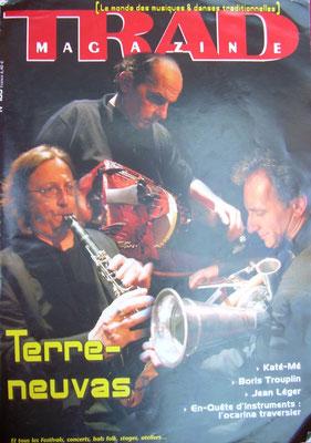 """Trad Mag : Articles """"La Boha"""", Trad Mag n°101 ; """"Ca bouge du coté de la Boha"""",  Trad Mag n°109 (2006) par Jean-Luc Matte, """"Yan Cozian"""", Trad Mag n°118 (2008) pr. Alain Bormann."""