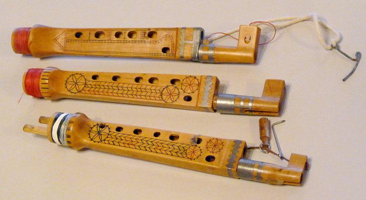 La production de Patrice Bianco est pratiquement un cas à part. Il a très longtemps étudié les originaux anciens, a réalisé des expériences, avec des résultats variés. L'esthétique de ses bohas est proche des instruments anciens.