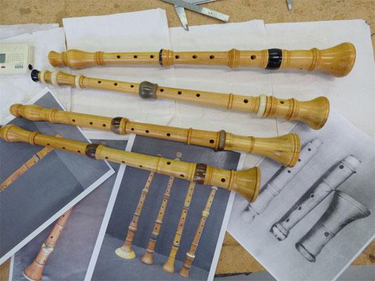 COMDT hautbois traditionnels Occitans