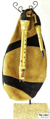 Décorations personnalisées de poche et d'instrument