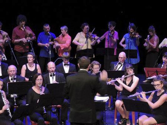 Gasconte  - Ensemble orchestral d'Auch et musiciens trad