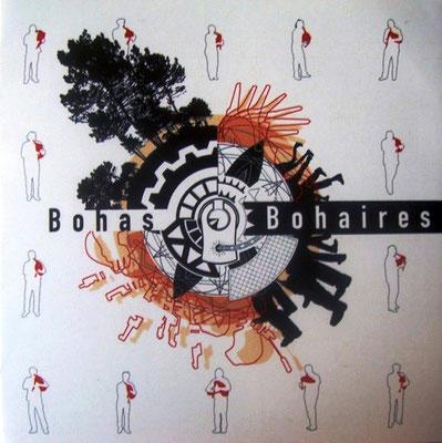 BOHA! 23 Le Cd Bohas-Bohaires